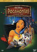 Pocahontas 10thAnniversary DVD