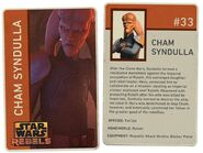 Cham Syndulla Card