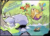 Zootopia Summer by Byron Howard