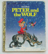 Peter and the Wolf Little Golden Book