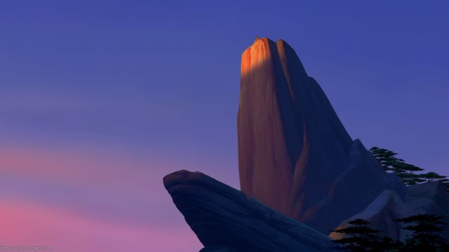 File:Pride-Rock-Dawn-(The Lion King).jpg