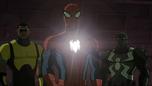 Spider-Man Power Man Agent Venom USMWW