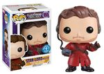 Funko Pop Underground Toys Exclusive Star Lord with Mix Tape