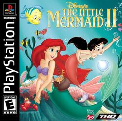 The Little Mermaid II - Return to the Sea (video game)