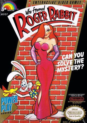 File:Roger Rabbit NES.jpg