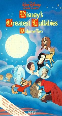 Disneys greatest lullabies volume 2