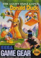 Lucky Dime Caper Starring Donald Duck