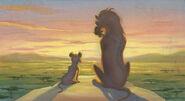 The lion king concept art 7