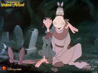 Adventures of ichabod
