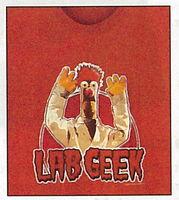 Disney catalog 2005 beaker t-shirt