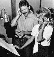 Kathryn and John Debney