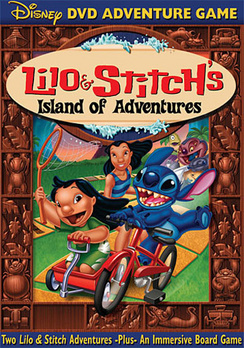 Lilo & Stitch's Island of Adventures Cover