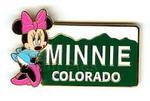 Colorado Plate Pin