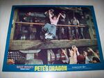 Petes dragon lobby card