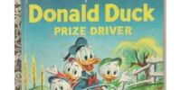Donald Duck, Prize Driver