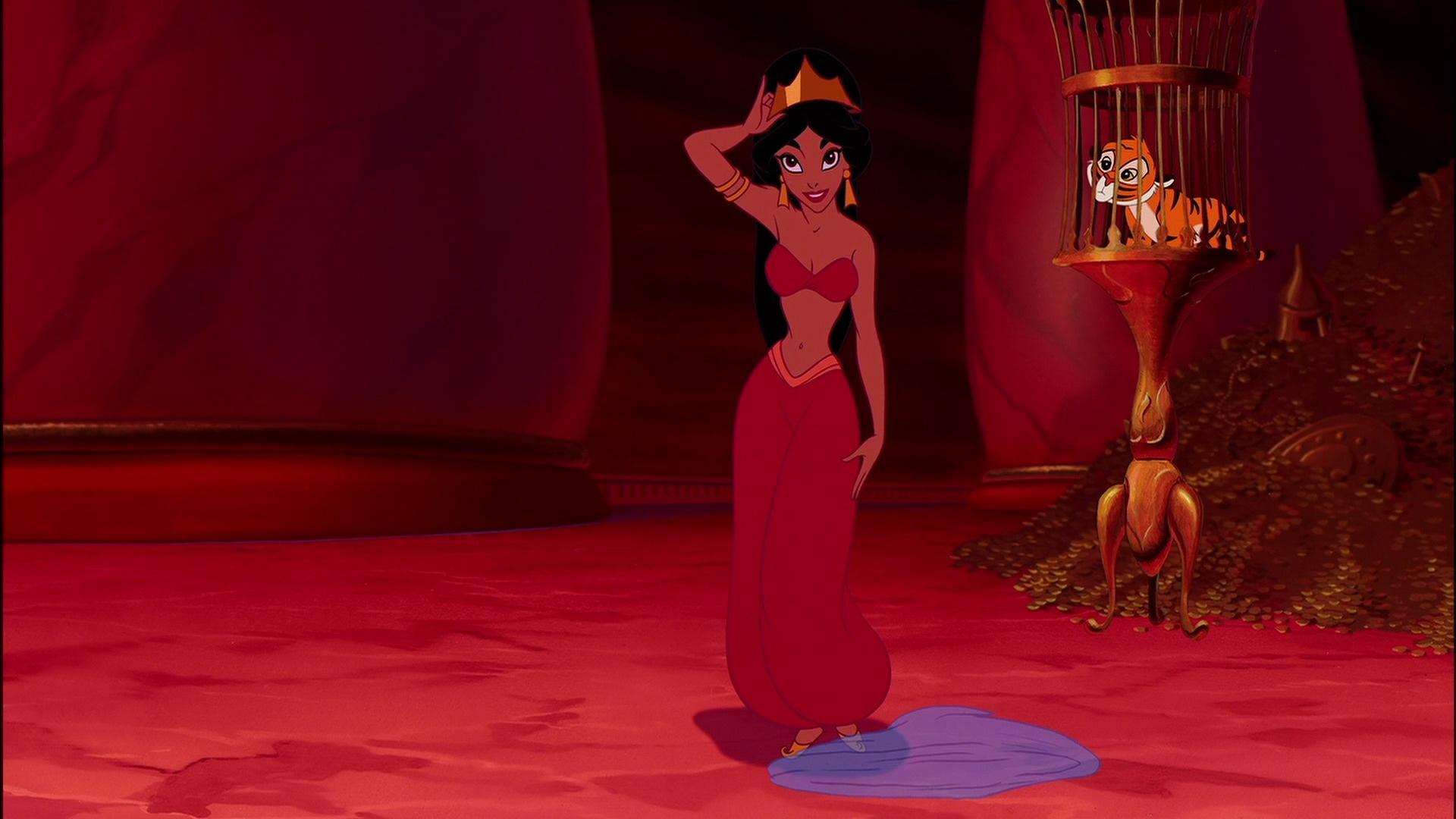 「disney jasmine and jafar」の画像検索結果