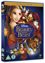 Beauty and the Beast 2010 UK DVD