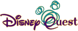 DisneyQuest Logo W Alpha