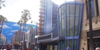 Disney Animation Building