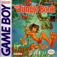 The Jungle Book Sega Game Boy Cover