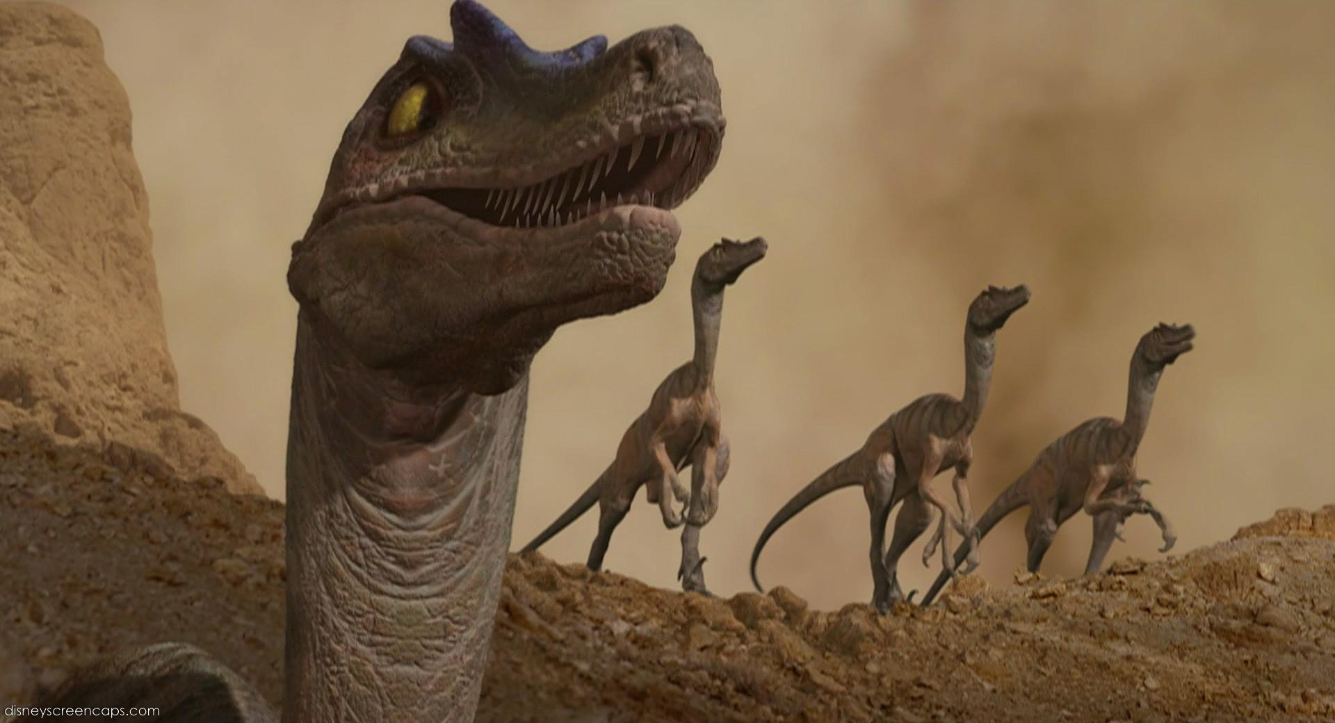 Dinosaur 2000 Carnotaurus