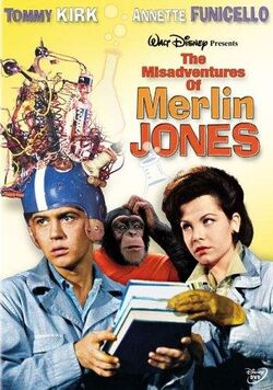 Misadventures of Merlin Jones