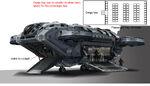 SHIELD Transport Ships AOU Concept Art 0