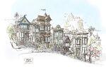 San Fransokyo Street