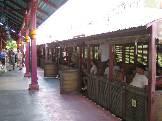 File:Wildlife Express Train at Disney's Animal Kingdom.jpg