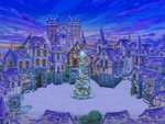 Daybreak Town Christmas Night