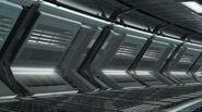 Helicarrier Corridor Concept Art 3