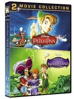 Peter Pan 1-2 Box Set UK DVD