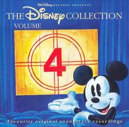 The Disney Collection Volume 4 2006 Cover