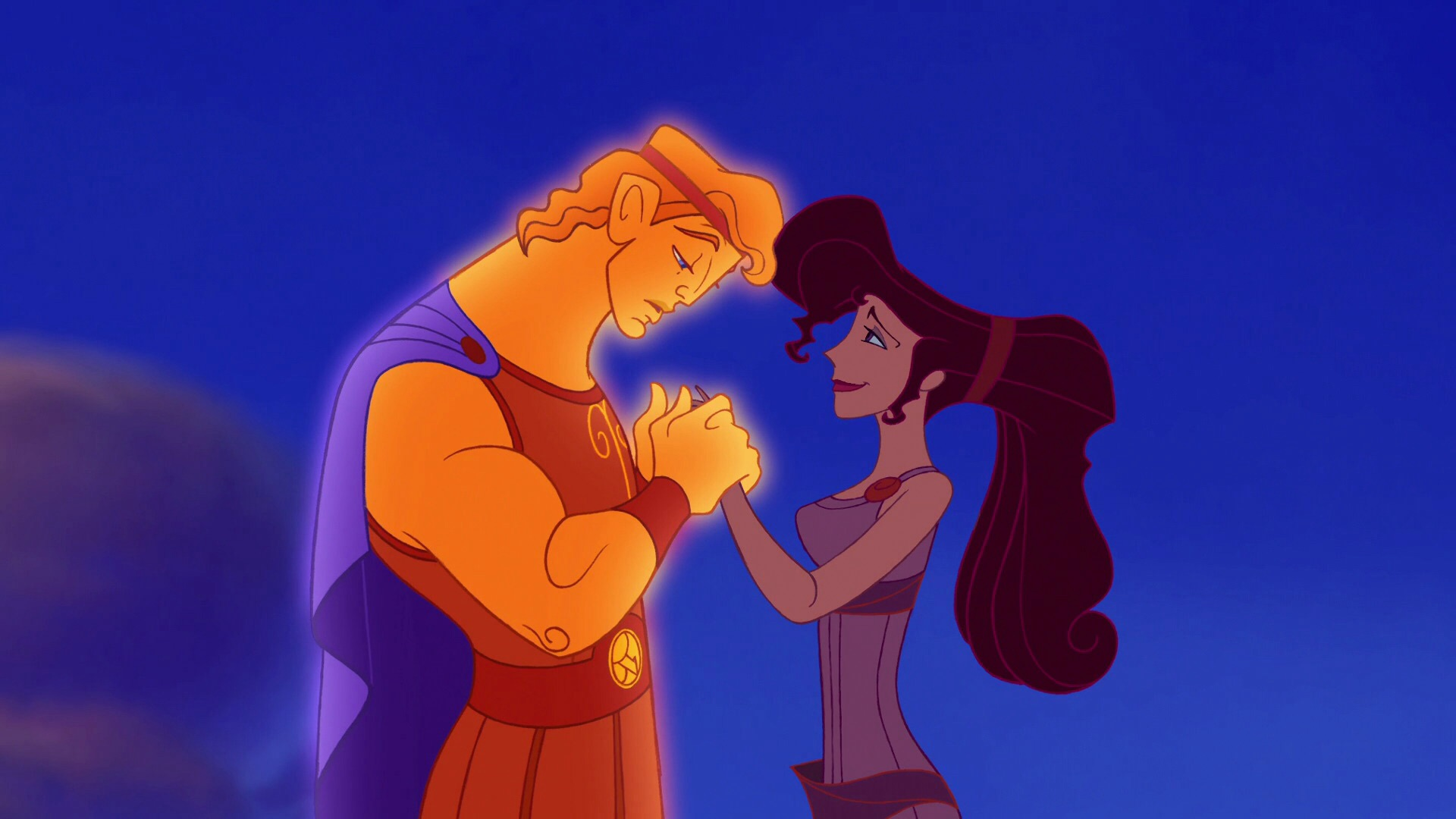 Image result for hercules and megara