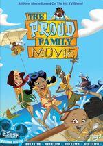 Proud Family Movie DVD