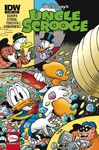 Uncle Scrooge Comic 3 Cover 1