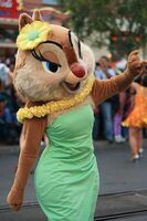 Clarice Disneyland