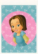 Sofia the First Panini Stickers 1