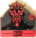 Star Wars - Zodiac Mystery Collection - Scorpio Darth Maul Chaser ONLY
