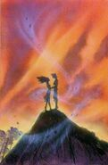 Disney's Pocahontas - Conceptual Color Poster Art by John Alvin
