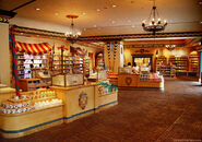 Merchant of Venice Confections Inside