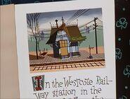 Westcote Railway Station