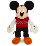 Mickey Mouse Holiday Plush