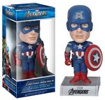 Captain america wobbler