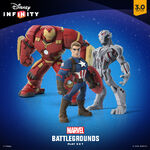 Marvel Battleground DI3.0 Promo