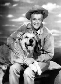 Brian Keith The Westerner 1960