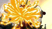 Destructo Bot flamethrower