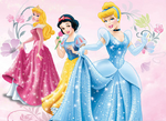 Disney Princess Promotional Art 10