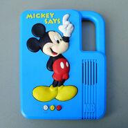 MickeySays