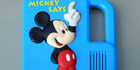 Mickey Mouse in toys and games